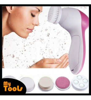 5 in 1 Face Skin Care Cleaning Wash Brush/Massager