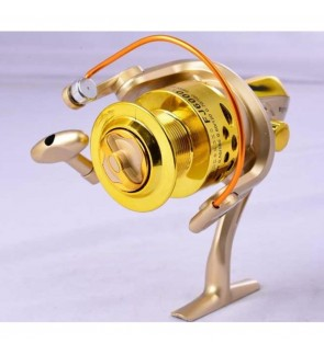 FJ Ultra Smooth 12BB Bearing Fishing Reel Aluminum Spool 3000
