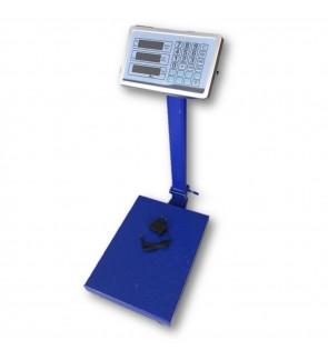 Himitzu 150kg Digital Electronic Price Platform Scale (Blue)