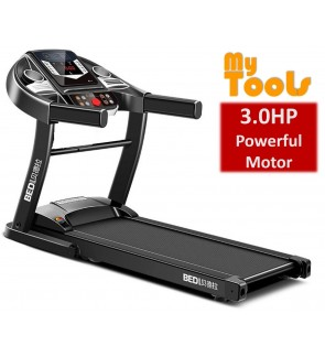 BEDL 3.0HP Motorized Folding Treadmill Running Machine - 1 year warranty