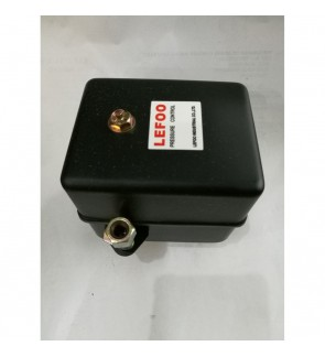 Air Compressor Automatic Pressure Switch 415V 12Bar 1-Way 1/4