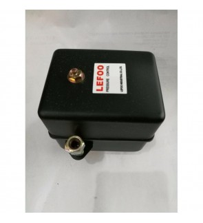 Air Compressor Automatic Pressure Switch 415V 12Bar 1-Way 1/4""
