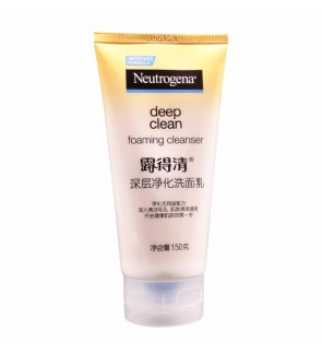 Neutrogena Deep Clean Foaming Cleaner 150gm (Super Saver)