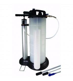 9L Manual & Pneumatic Air Oil Fluid Extractor