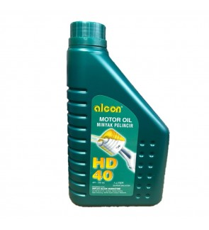 ALCON PREMIUM ENGINE OIL HD-40 1L