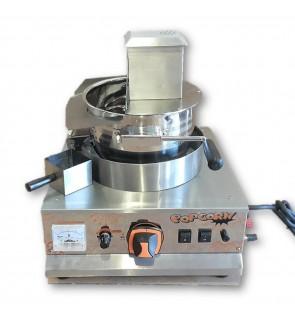 Himitzu Gas Stainless Steel Popcorn Machine