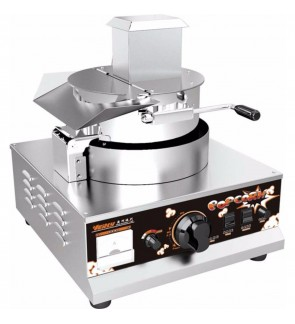 Himitzu Stainless Steel Single Head Gas Popcorn Machine
