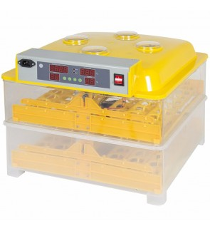 96 Digital Egg Incubator Hatcher Tempe rature Control Automatic Turning Chicken
