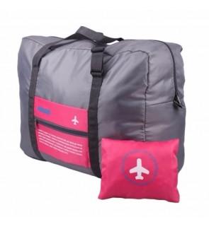 WaterProof Travel Bag Large Capacity Nylon Folding Bag Unisex Luggage Travel Handbags Foldable Stora