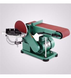 4x36 Inch Belt Disc 6 Inch Bench Adjustable Sanding Table Belt Sander