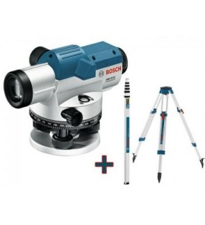Bosch GOL32D 120m Optical Level Measuring Distance
