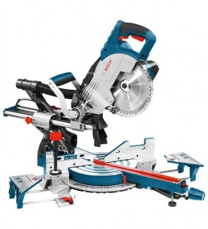 Bosch GCM8SJL 1600W 200mm Slide Miter Saw