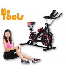 BL BL Dynamic Wheel Bicycle Spring Exercise Bike For Indoor Cycle Trainer & Gym Workout Fitness