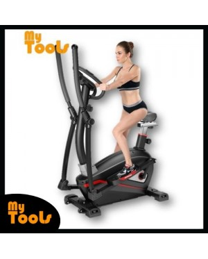 ADking T911 Magnetic Elliptical Cross Trainer Gym Bike