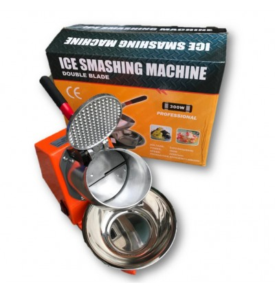 300W DOUBLE  Blade Ice Crusher Shaving / Ais Kacang Machine