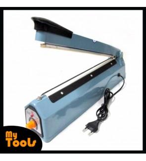 PVC Body Impulse Sealer Heat Press PE PP Plastic Bag Sealer 200mm/300mm