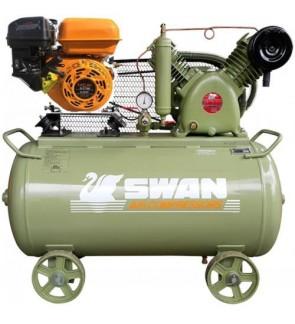 Swan HVU203E Kazumi 8HP Petrol Engine 237Liter 12Bar Air Compressor (Made In Taiwan)