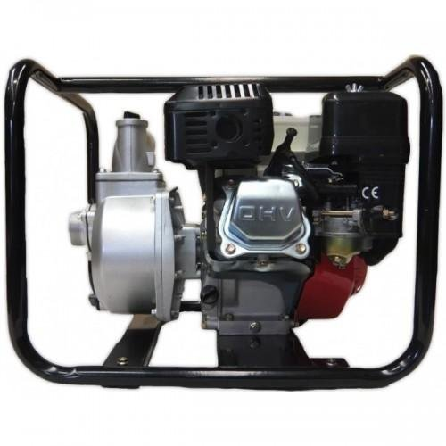"Petrol Engine 6.5HP c/w 2"" Self-Priming Water Pump"