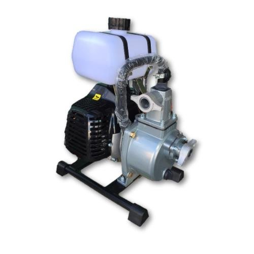 "Mitsubishi TB-33 1"" (25mm) 2-Stroke Petrol Engine Handy Driven Water Pump  (Made In Japan)"