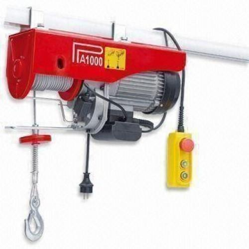 Mini Electric Hoist PA1000 500/1000kg (1600W)