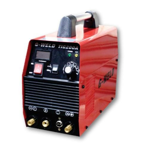 MASW G-Weld TIG200i Tungsten Inert Gas Welding (Made In Malaysia)