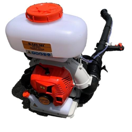 Kazumi KZ850T High Head Turbo Knapsack Mist Blower (Made in Japan)