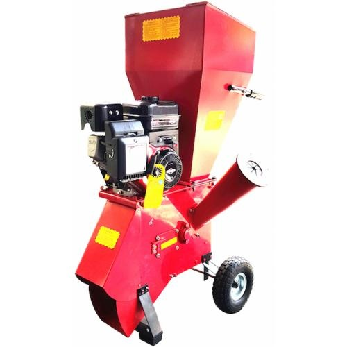 Kazumi Wood Chipper/Grass Shredder Chopper 8HP 300cc (Made in Japan)