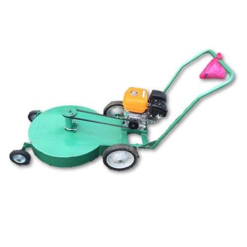 "Lawn Mower Heavy Duty 24"" c/w 4-Stroke Petrol Engine"