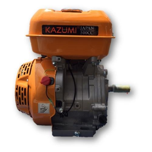 Kazumi KZ500 16HP Air-Cooled Petrol Engine (Made in Japan)