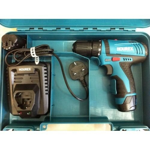 Hourex 12V Cordless Drill (Bosch Copy Design) Made in Taiwan