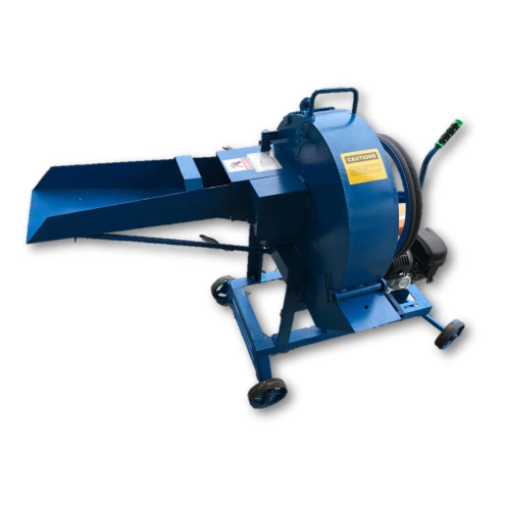 Himitzu AGRISPEC Agriculture Chopper Machine c/w Kazumi KZ-300 8HP Petrol Engine