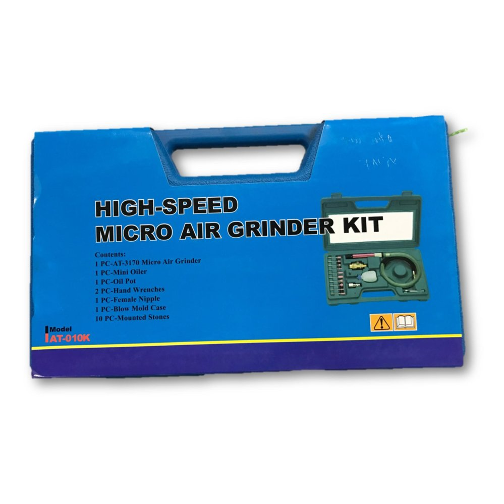 Himitzu CE-70 Air Micro Grinder Set