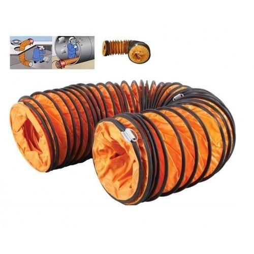 "Himitzu 12"" x 5meters Duct Hose for Ventilation Fan (Accessories)"