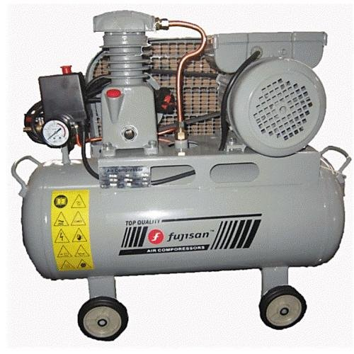 Fujisan 1HP 40L Belting Type Single Piston Air Compressor