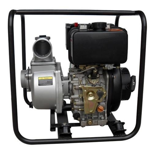 "Esaco 7HP Diesel Engine c/w 3"" Water Pump"