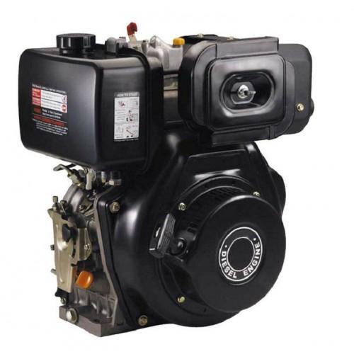 Esaco KM186FE 10HP Air-Cooled Diesel Engine (Manual & Battery Starter)