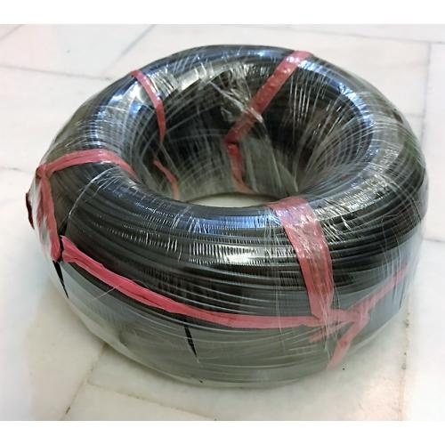 1mm x 200m (2L/hr) Drip Irrigation Poly Tubing Micro Garden Gardening Water Hose Tube