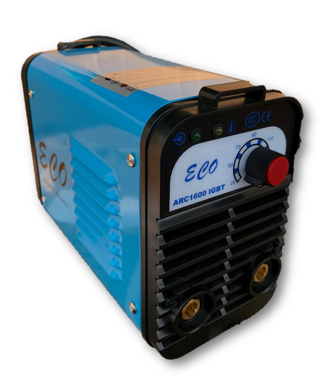 ECO ARC1600 Portable Inverter Welding Machine Set (Made In Malaysia)
