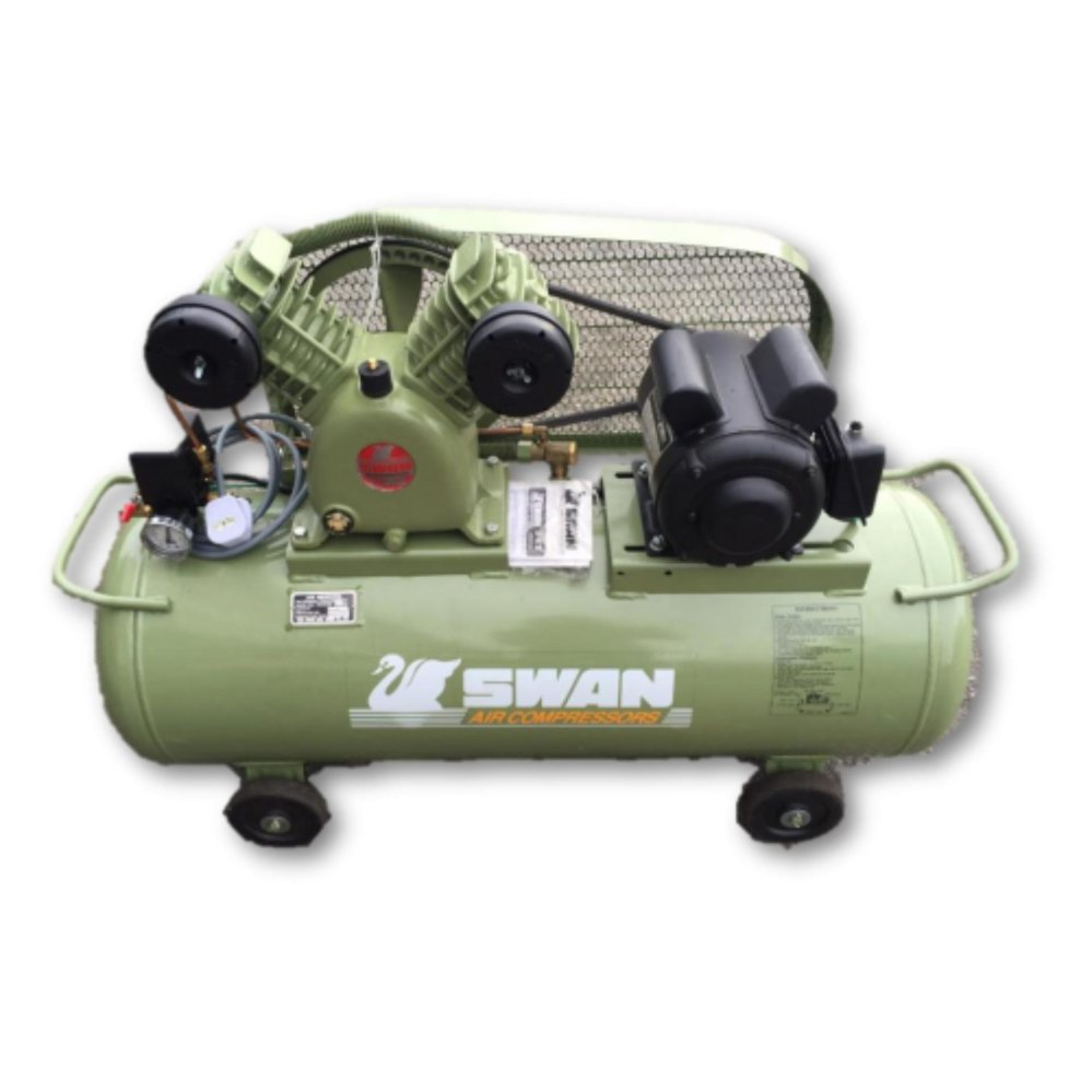 Swan SVP202 2HP 85Liter 8Bar Air Compressor (Made In Taiwan)