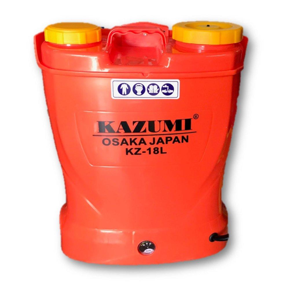 Kazumi 18L Rechargeable Battery Knapsack Sprayer (Japan Technologies)