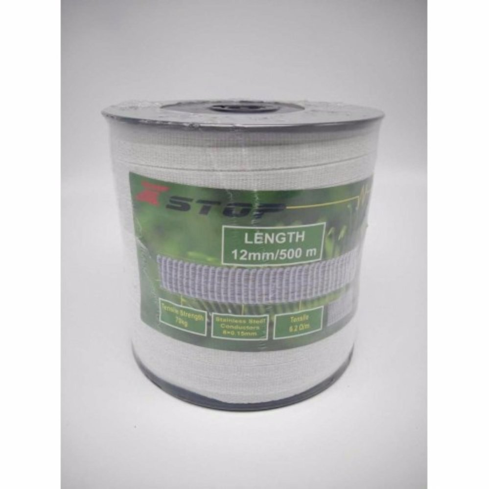 X Stop 500meter Poly Wire Tape For Electric Fencing Energizer (New Zealand)