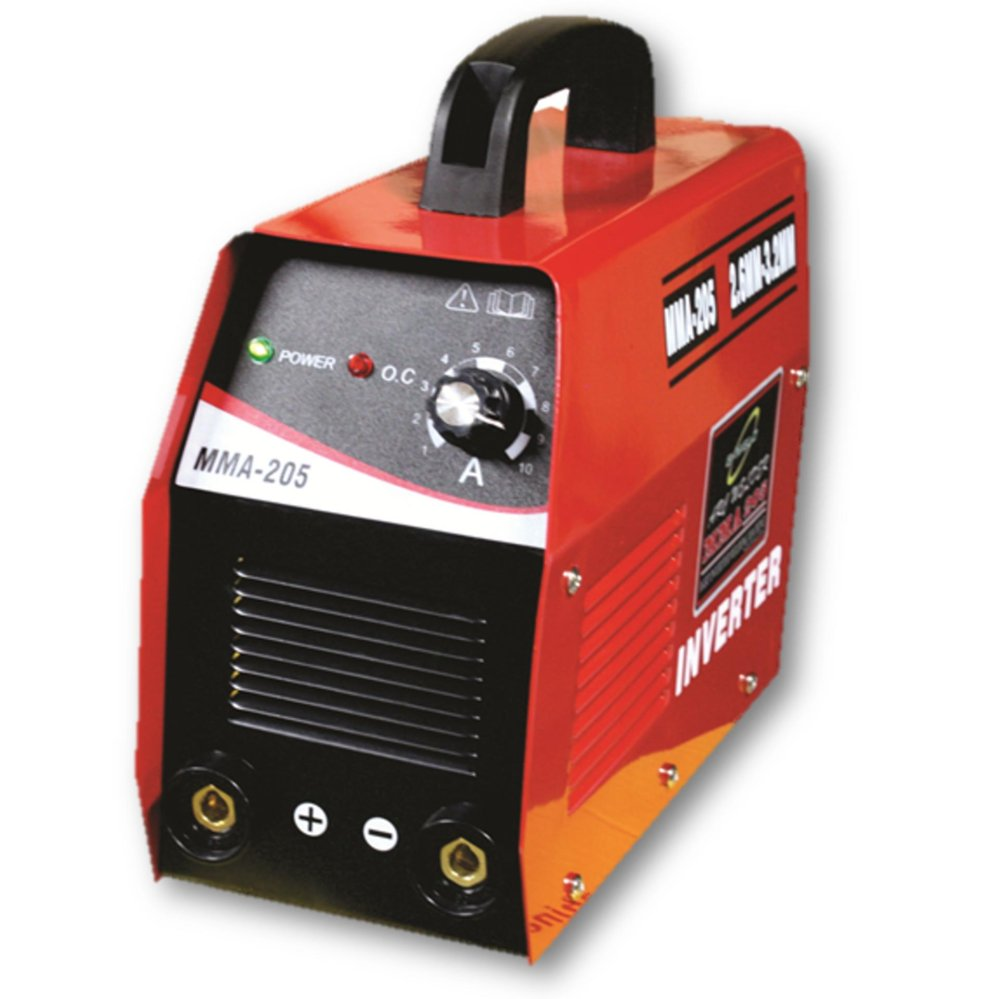 Himitzu MMA205 Portable Welding Inverter Set (Made In Malaysia)