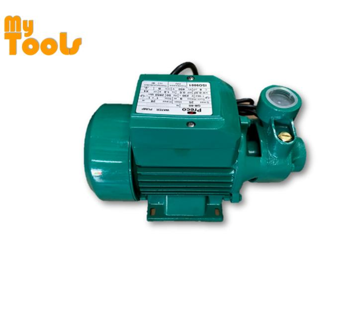 "Preco QB-60 1"" x 0.5hp Peripheral Water Pump"