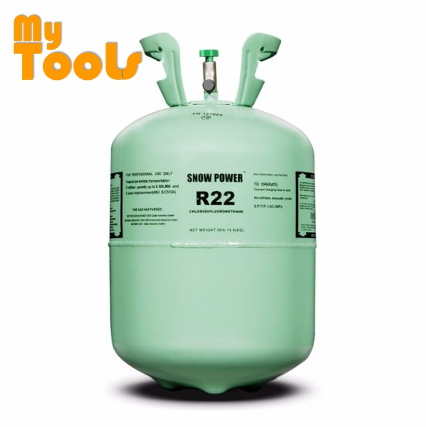 Mytools R22 Refrigerant Gas for Air Conditioning