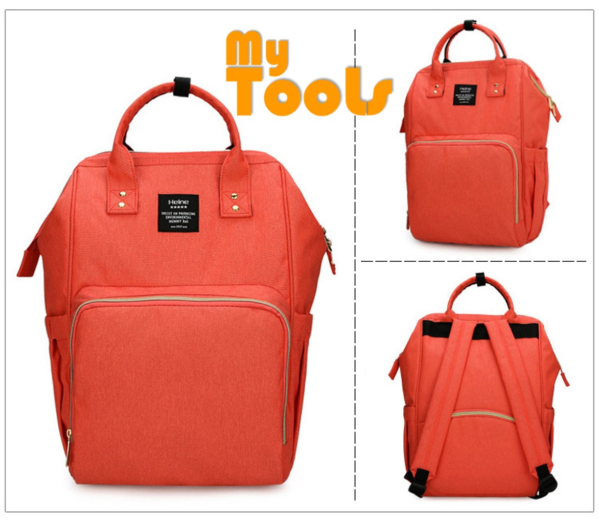 Mytools Daddy Mummy Bag Multifunctional Diaper Bag Backpack