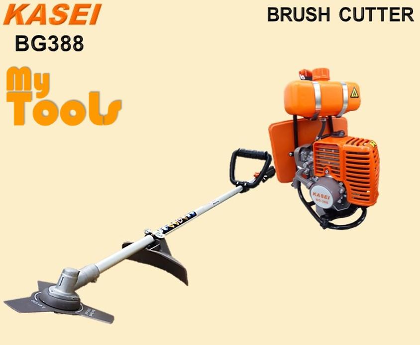 Kasei BG388 Backpack Brush Cutter / Grass Cutter 32.8cc 2-Stroke