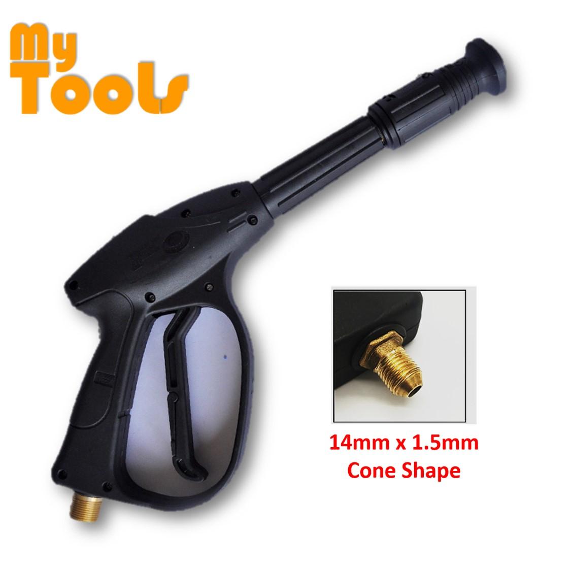 Mytools Heavy Duty High Pressure Cleaner Washer Water Jet Spray Gun (Medium)