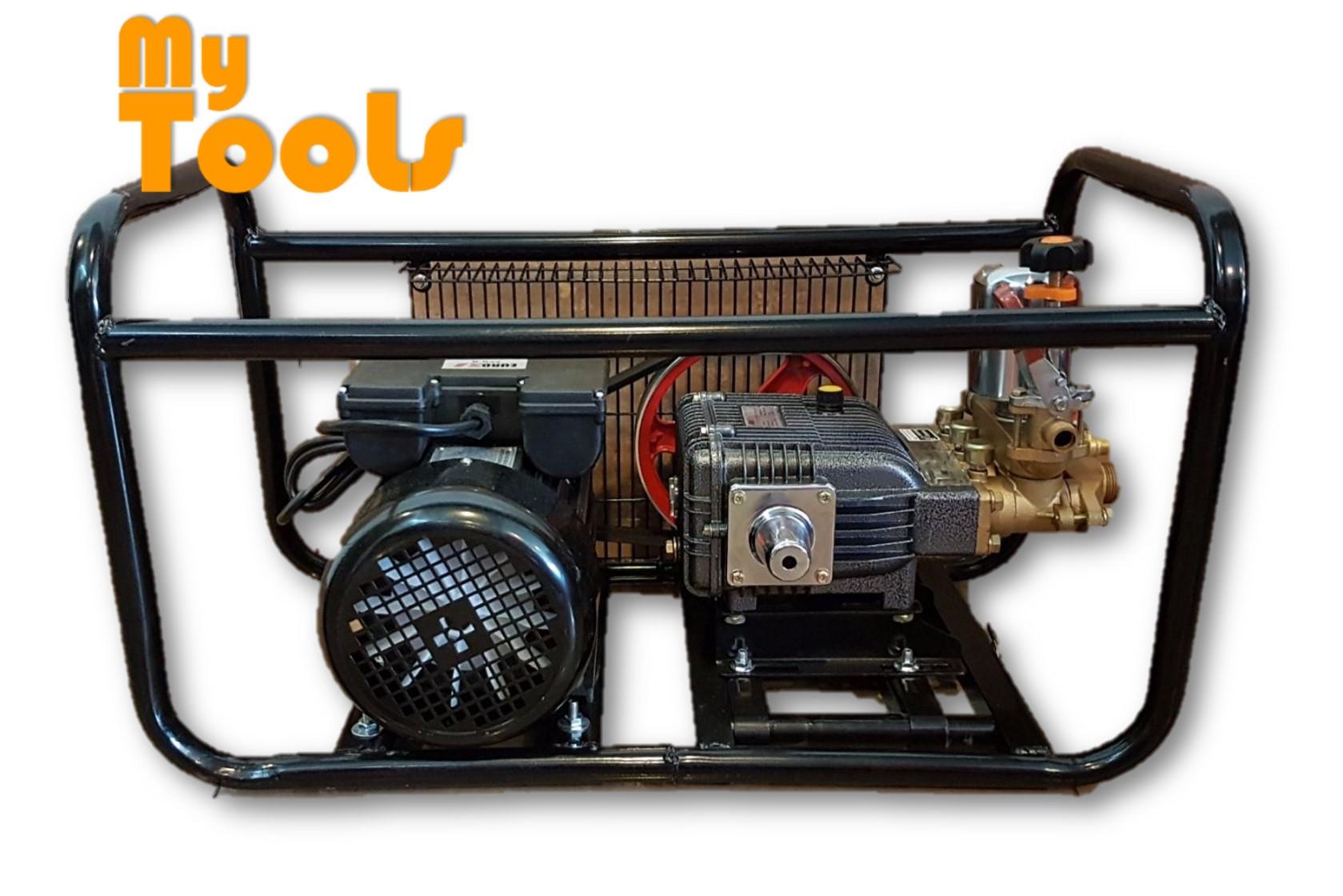Eurox PPQ4504 Plunger Sprayer High Pressure Washer Cleaner Pump
