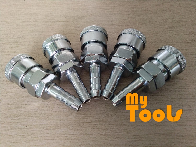 "Mytools SH20 1/4"" Air Compressor Hose Quick Coupler Connector Coupling Socket"