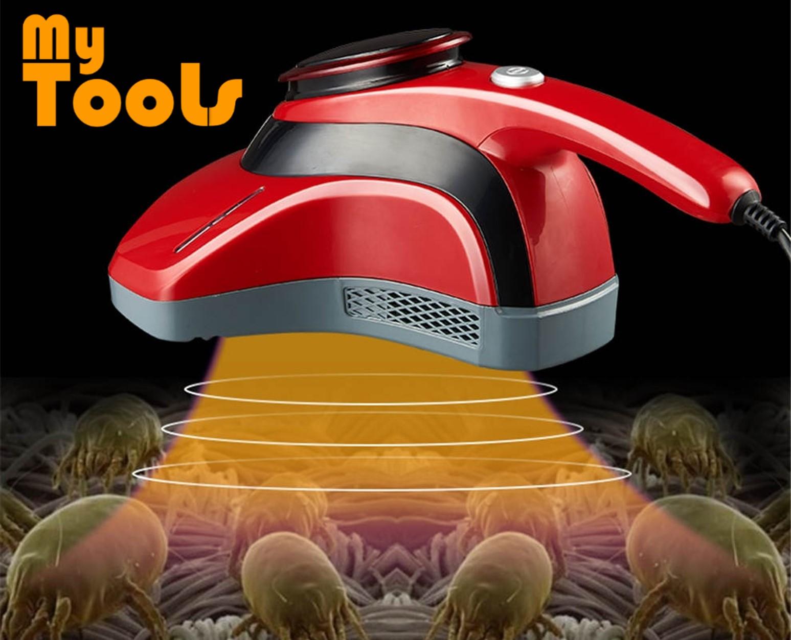 Mytools YangZi Handheld Vacuum Cleaner Bed Dust Mites UV Light Kill Bacteria